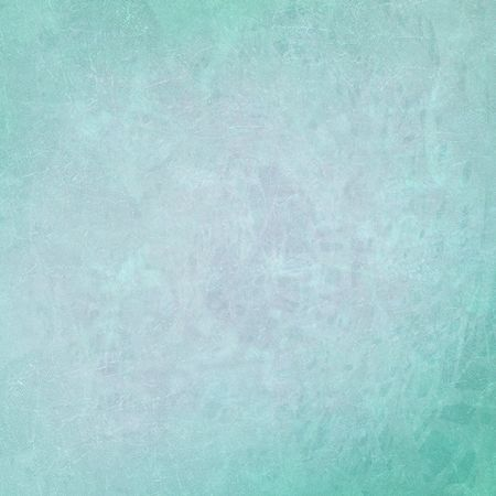 Turquoise abstract on cracked textured background photo