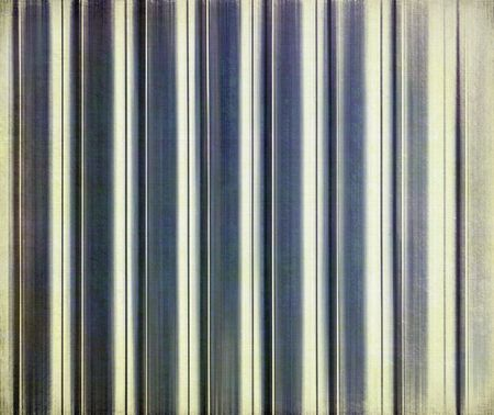 Blue stripes on paper background with text space photo