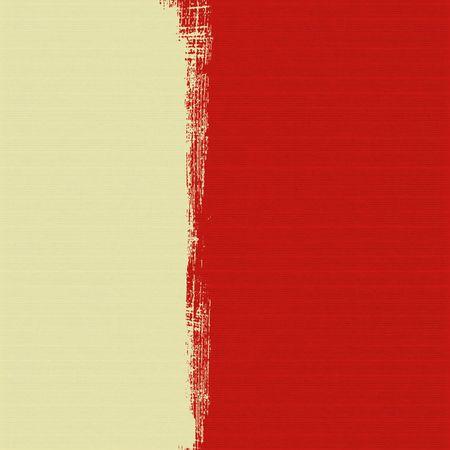 in tears: Cuadro crema en rojo los antecedentes de papel con textura
