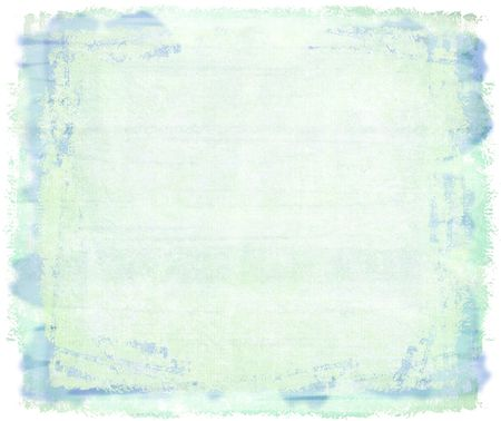 Blue watercolor on canvas backgroung with text space  photo