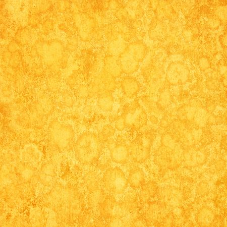 Yellow slodge grunge textured background with text space photo