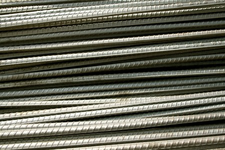 Steel rod background photo