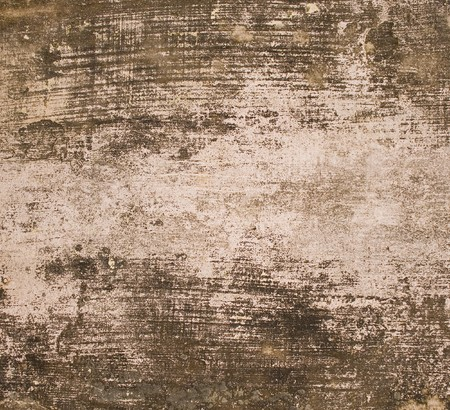 medioeval: Grunge scratched wall background with copy space
