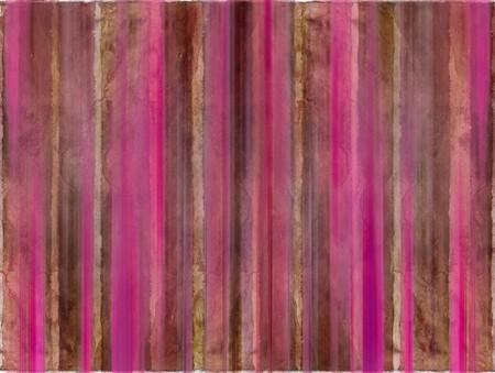 sfondo strisce: Strisce di lavare acquerello marrone e rosa con lo spazio del testo