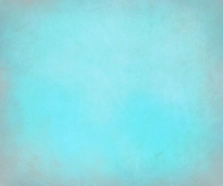 Pale blue antique paper with lightened edge Standard-Bild