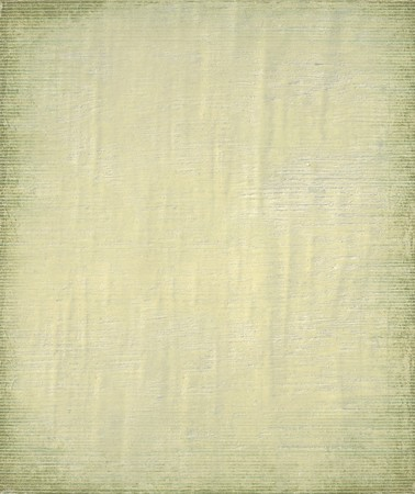 ply: Pale painted ply and bamboo textured background with frame Stock Photo