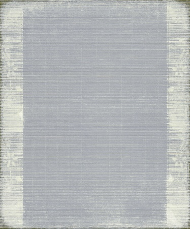 Pale blue bamboo ribbed background with frame photo