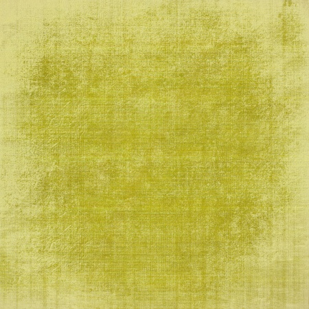 Mustard yellow textured background with text space  photo