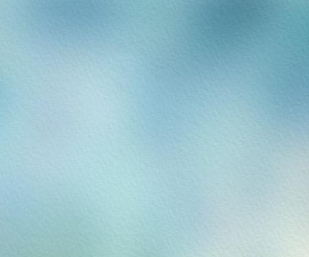 Bleu Wash aquarelle sur papier fait à la main texturé contexte