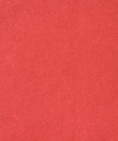 Red Handmade Paper Textured Background with Text Space photo
