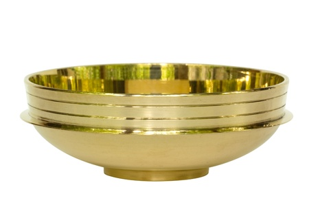 Brass Bowl from India photo