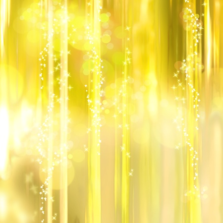 Image of Twinkly Stars and Lights background   photo