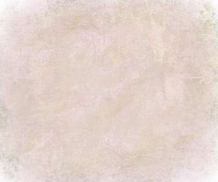 Pink abstract grungy textured wash with faded edge Stock Photo