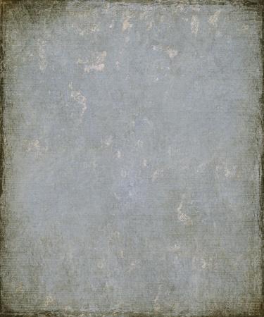 umyty: Obraz Faded gipsu BÅ'Ä™kitnego Grunge z Burnt klatce