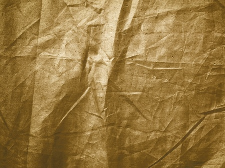 Image of Vintage Brown Creased Grunge Background photo