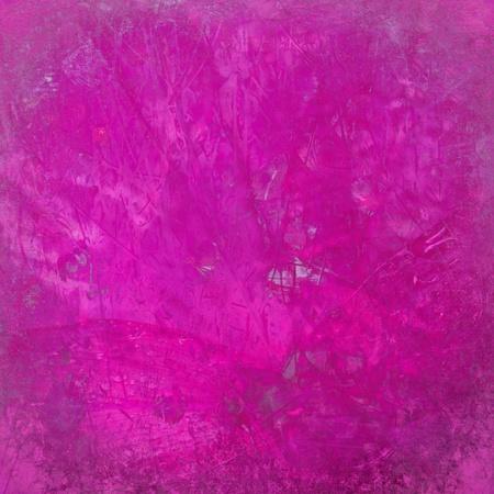 streaked: Illustration of Grunge Pink Streaked Textured Background Stock Photo