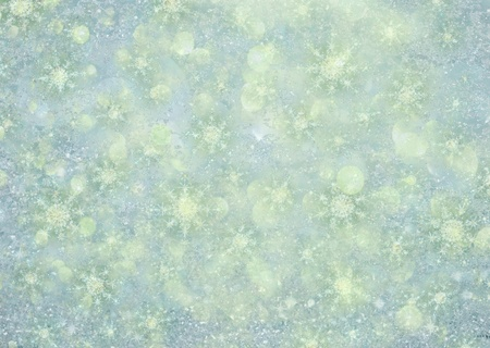 sparkly: Image of a Sparkly Winter Snowflake background