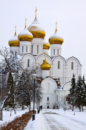 assumption: The New Assumption Cathedral, Yaroslavl, Russia,