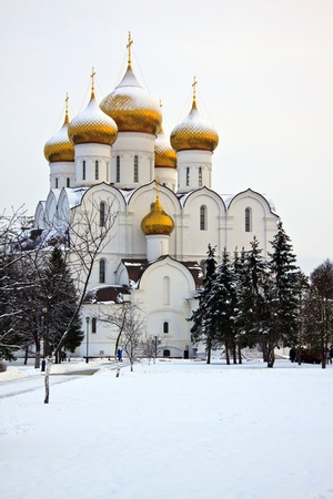 The New Assumption Cathedral, Yaroslavl, Russia, photo