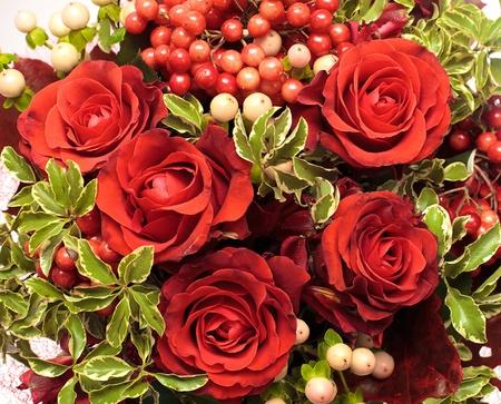 bunch of roses  Stok Fotoğraf