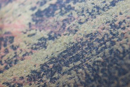 surface: Metallic surface