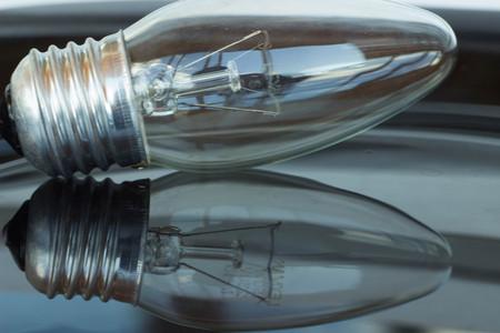 reflection: lamp reflection
