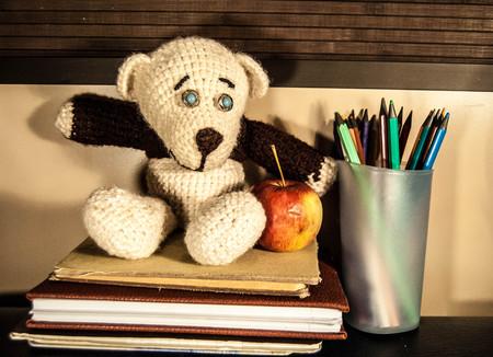 education knowledge of office books pencils ruler pens school University