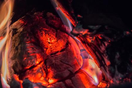 stove fire: flame, fire, heat, stove, wood, coal, keep warm,