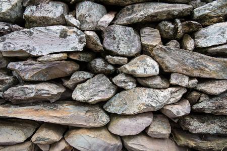 Corral stone at Serra da Canastra National Park - Minas Gerais - Brazil