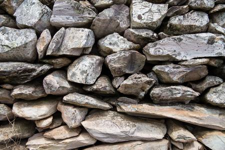 corral: Corral stone at Serra da Canastra National Park - Minas Gerais - Brazil