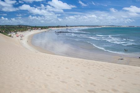 natal: Brazilian coast, near of the city of Natal - RN - Brazil