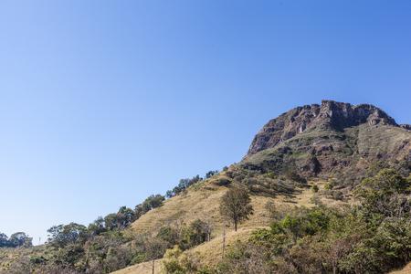 Mountains of Minas Gerais State - Brazil