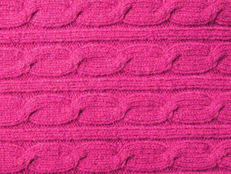 roze: Texture of woolen Stock Photo