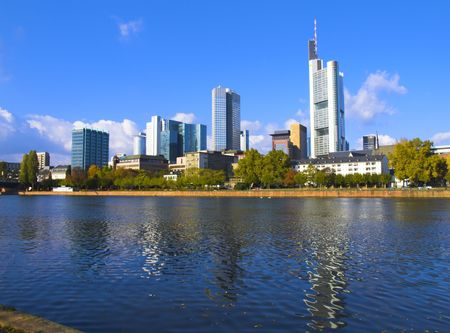 Frankfurt Stock Photo - 776803