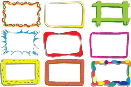 Photo frame Stock Vector - 902832