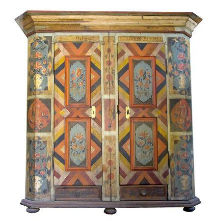antique furniture photo