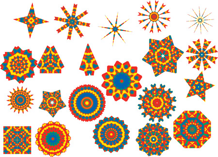 vector decorations Vector