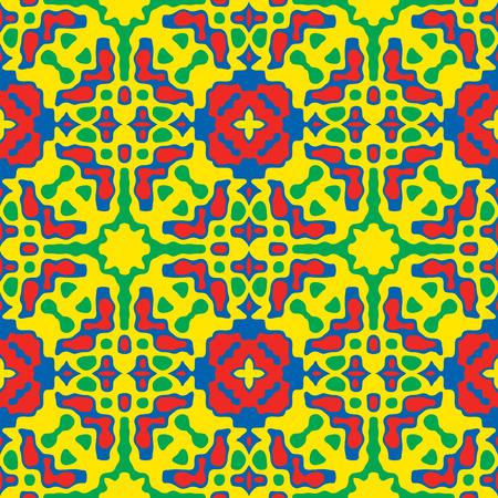 vector colorful vintage Vector