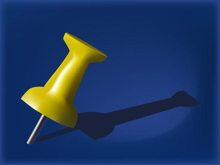 vector thumbtack