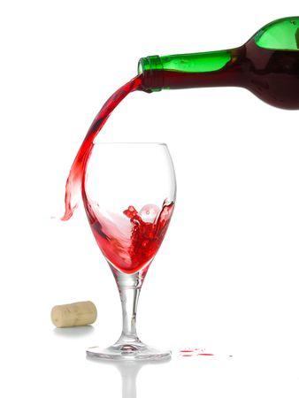 intoxicant: vino