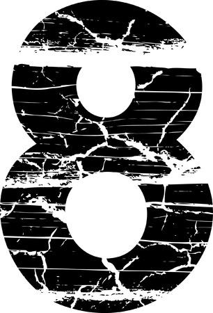 cracked symbol, Search other symbols in my portfolio Stock Vector - 2443819