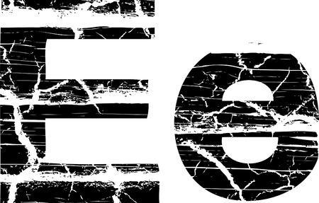 cracked symbol, Search other symbols in my portfolio Stock Vector - 2443857