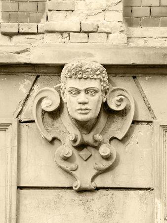 Ancien sculpture photo