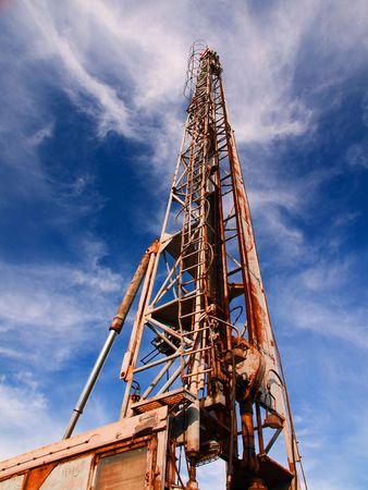 torres petroleras: m�stil