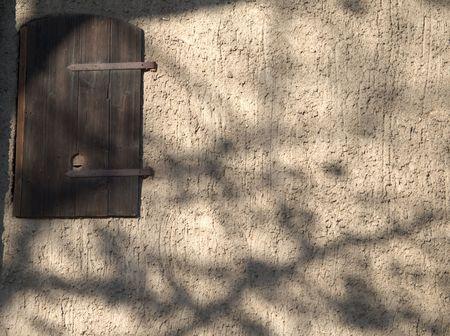 weatherworn: Door