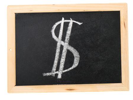 blackboard Stock Photo - 2842701