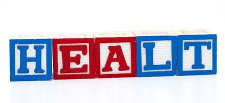 healt: Healt,  text of the cubes