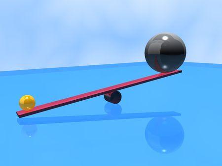 imbalance: onevenwicht