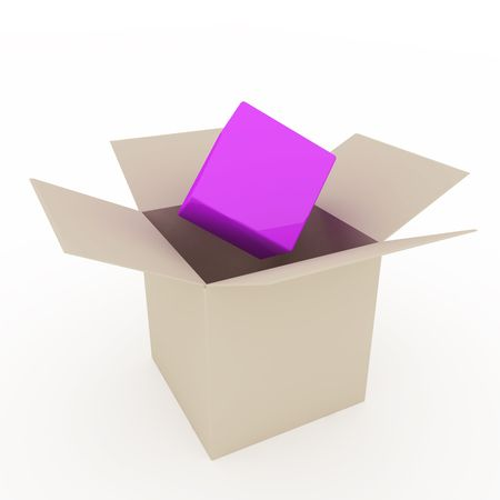Box Stock Photo - 3986671