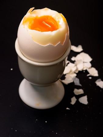 eggcup: Eggcup Stock Photo